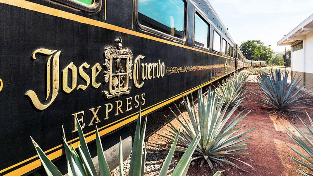 Jose Cuervo Launching All-you-can-drink Tequila Train Excursion photo