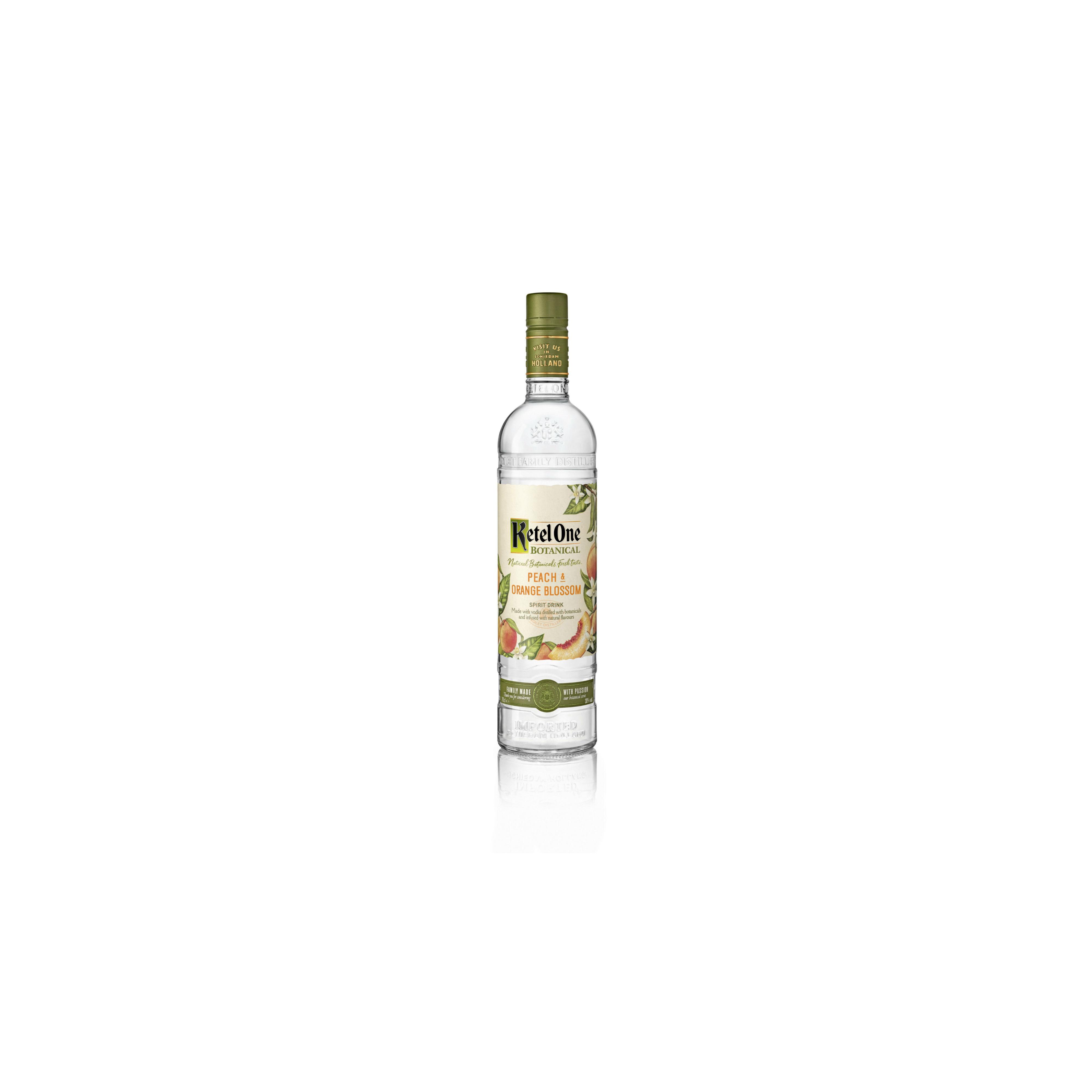 Ketel One Unveils Botanical Vodka Range photo