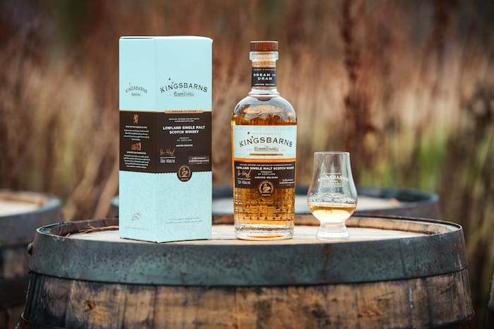 Fife Distillery Kingsbarns Releases First Publicly Available Single Malt photo