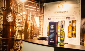 Single Malt And A Claret Jug: Loch Lomond Brings Spirit Of The Open To Viking Line Whisky Fair photo