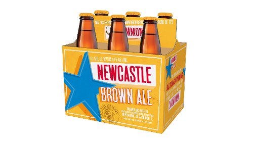 Newcastle Brown Ale, Reformulated photo