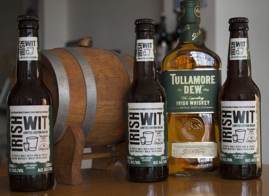 O?hara?s Releases Tullamore Dew Collaboration photo