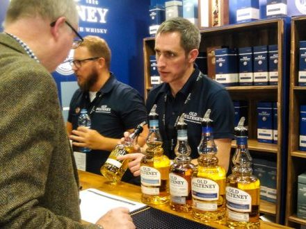 Old Pulteney Exclusive Collection Makes Debut At Whisky Fair photo