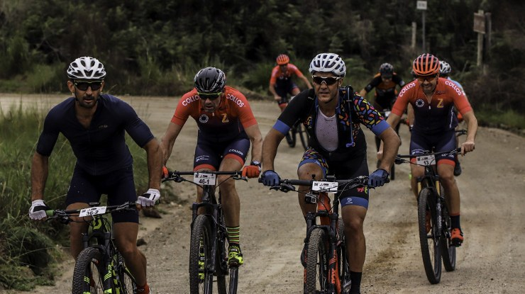 Overseas Riders Set Pace In Transcape Mtb Encounter photo