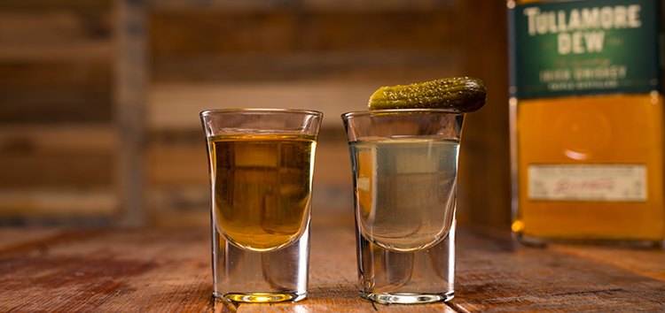 Celebrate St. Patrick?s Day With Lucky Tullamore D.e.w. Irish Whiskey photo