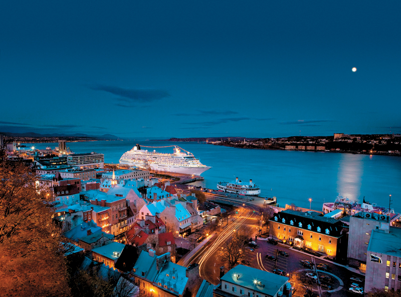 North American Star: Quebec City's Old World Charm And Cosmopolitan Flair photo
