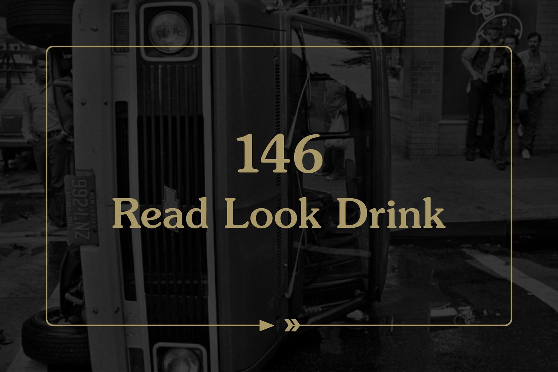 146. Read. Look. Drink. photo