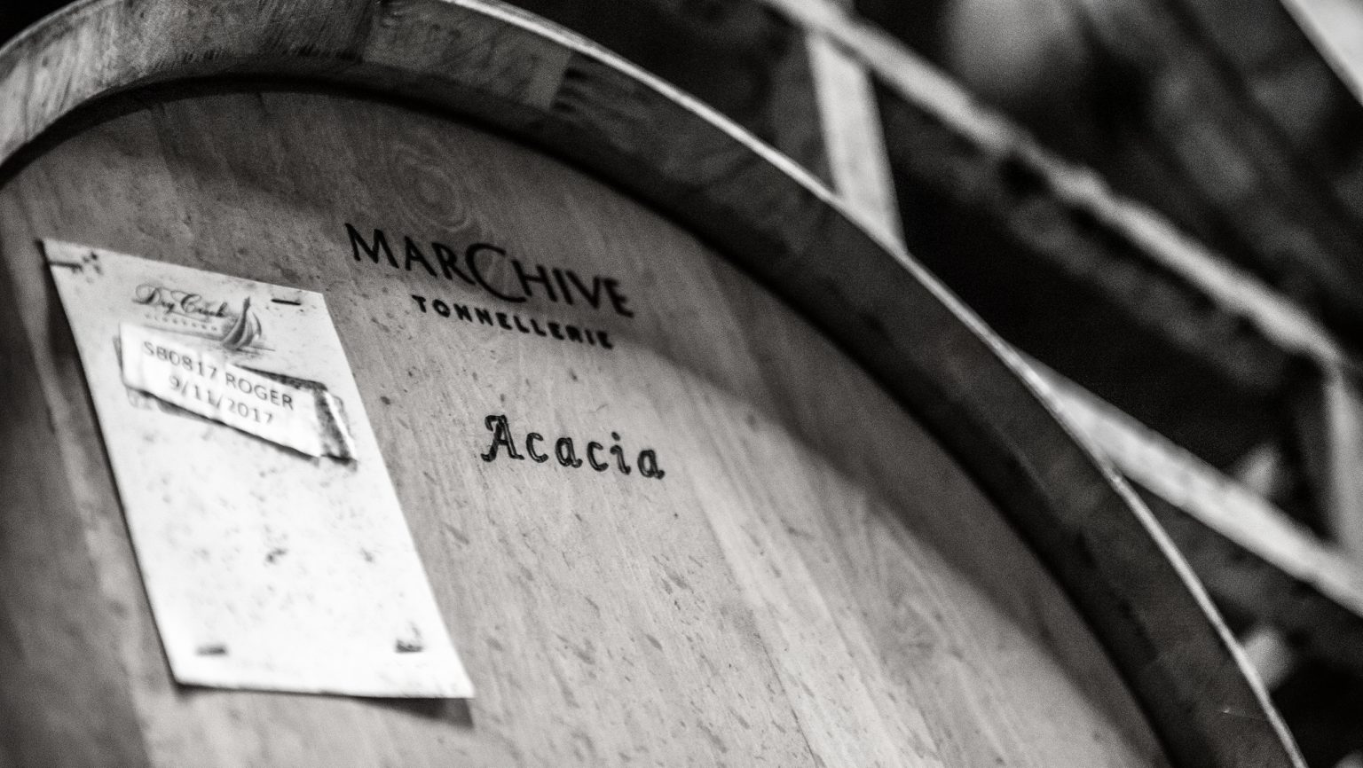 Why Some Winemakers Are Using Acacia Barrels photo