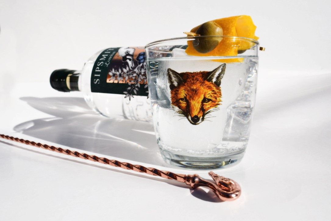 Bbaf Podcast Ep. 53: Sipsmith Gin With Lucy Ellis photo
