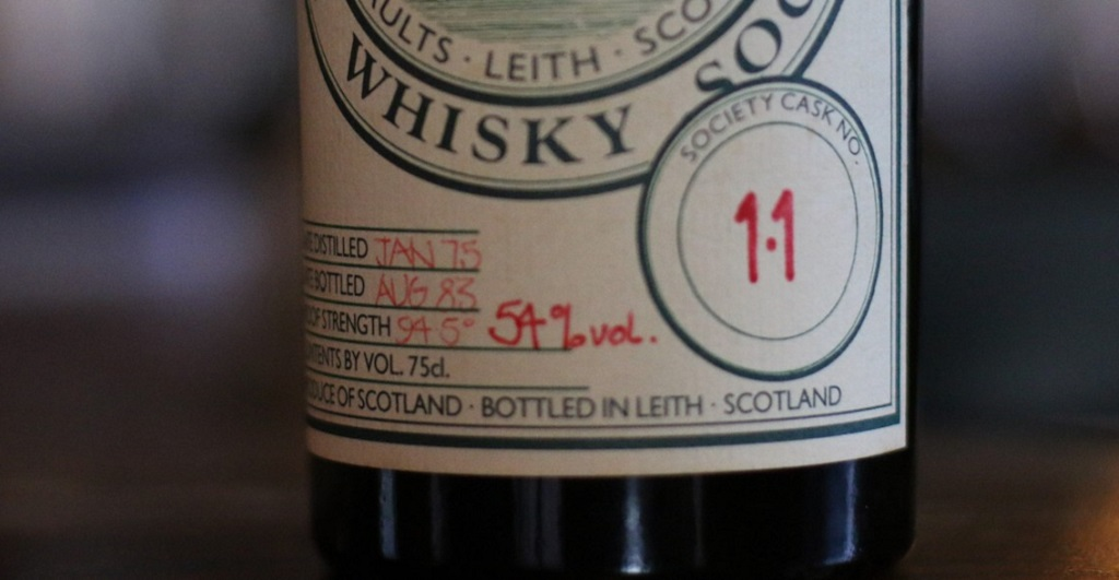 A Special Bottle Of Whisky Is All Set To Be Opened photo