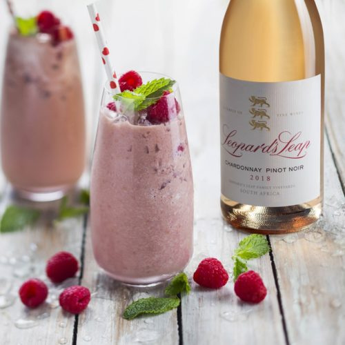 Sweetheart's Smoothie Wine Cocktail Recipe photo