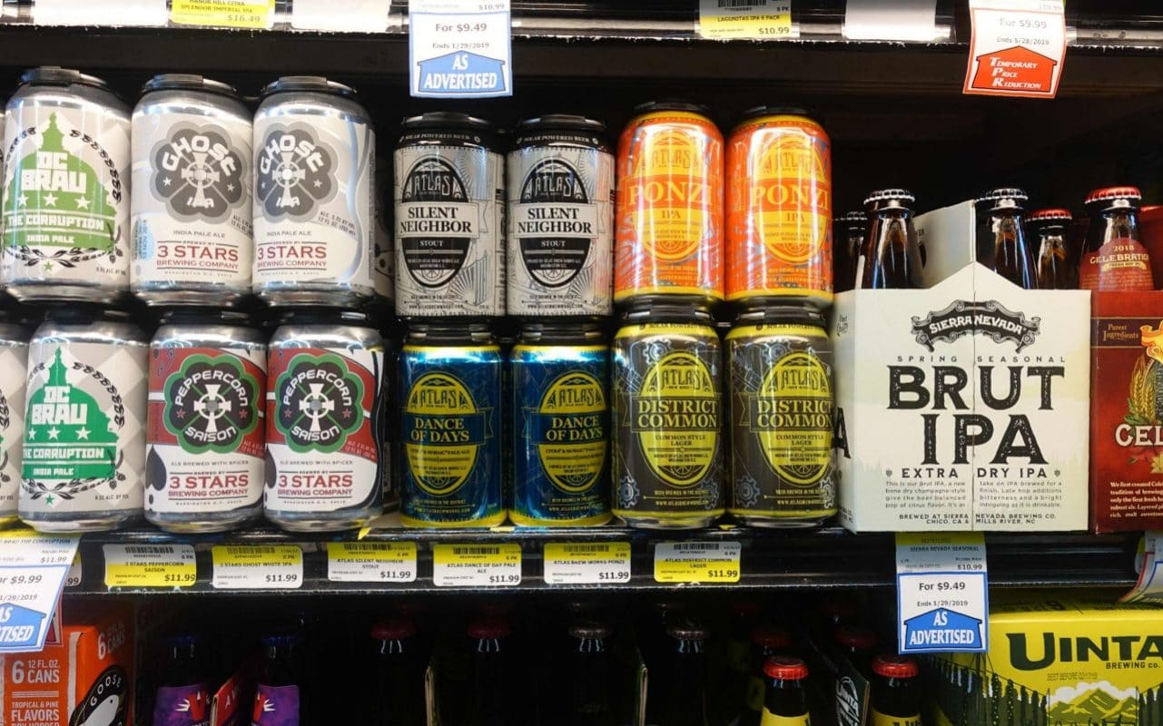 Craft Beer Bubble Bursts With Glut Of New Brands photo