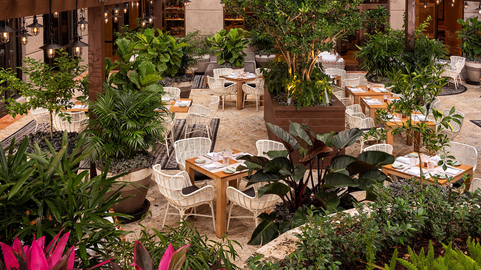 Turning Tables: Exciting New Restaurant Opens In Miami's Ritz-carlton Coconut Grove photo