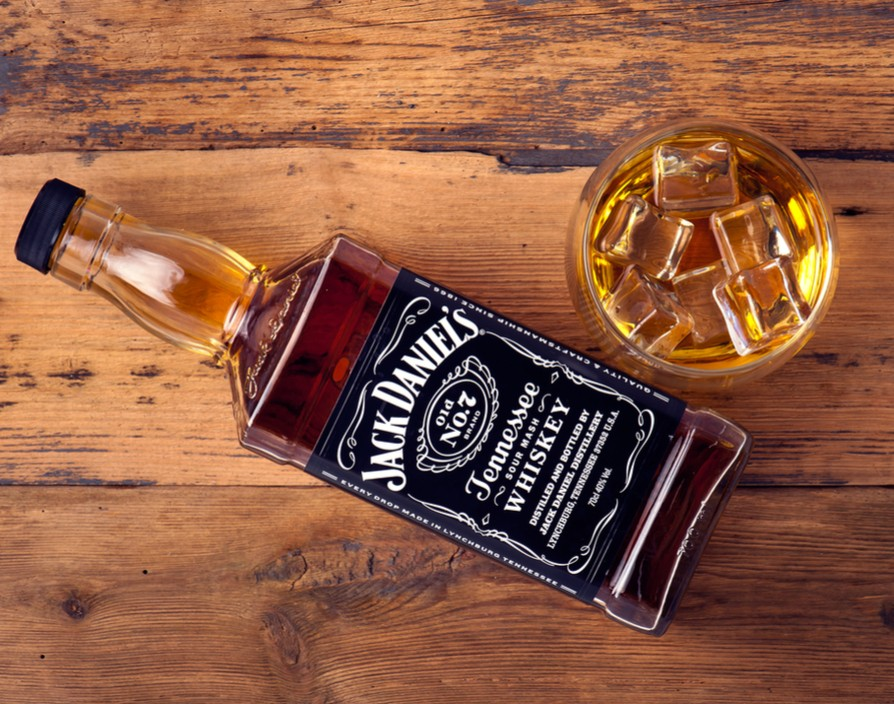 New Jack Daniel's Ad Highlights Social Distancing photo