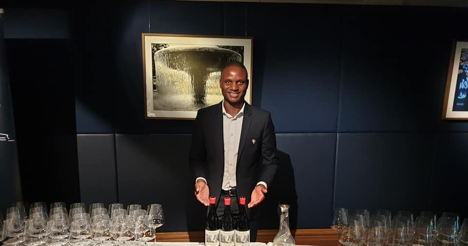 Zimba Launches Gin In London photo
