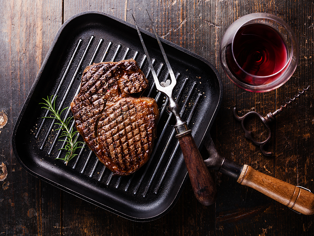 Tips On Pairing Syrah With Steak photo