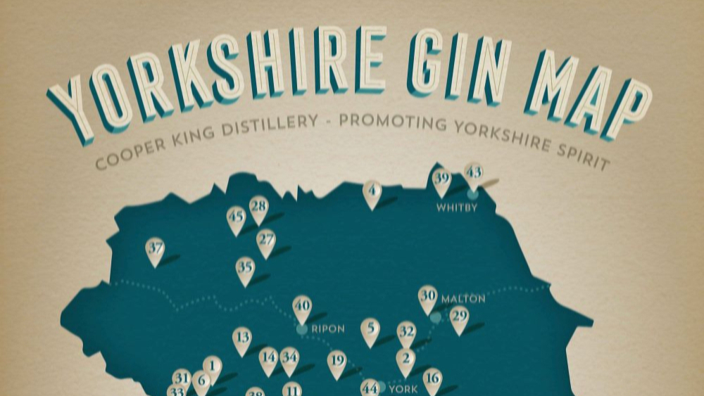 Cooper King Puts Yorkshire Gin On The Map photo
