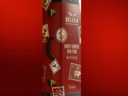 Beluga Chinese New Year Edition Celebrates Festive Season photo