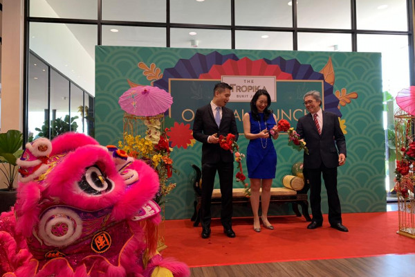 Berjaya Land Launches The Tropika At Bukit Jalil photo