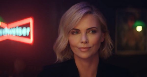 Why Budweiser Saved A Super Bowl Spot Starring Charlize Theron For The Oscars photo