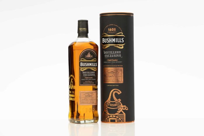 Whiskey Review: Bushmills Distillery Exclusive Matured In Acacia Wood photo