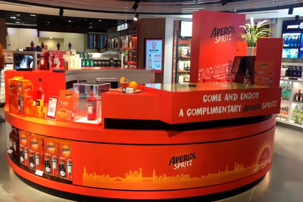 Riding The ?orange Wave?: Campari And Duty Zero By Cdf Partner For Major Aperol Campaign photo