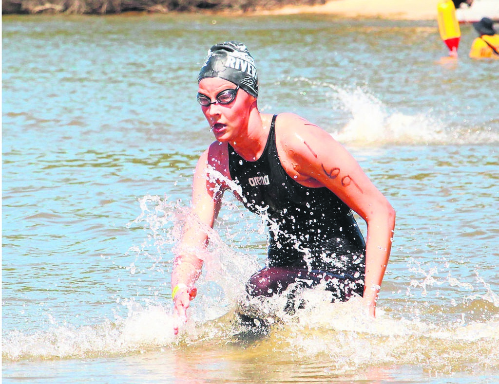 Annual River Mile To Splash Off photo