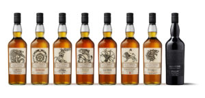 Eight Bottles, Eight Seasons: Diageo Releases Second Games Of Thrones-inspired Whisky Collection photo
