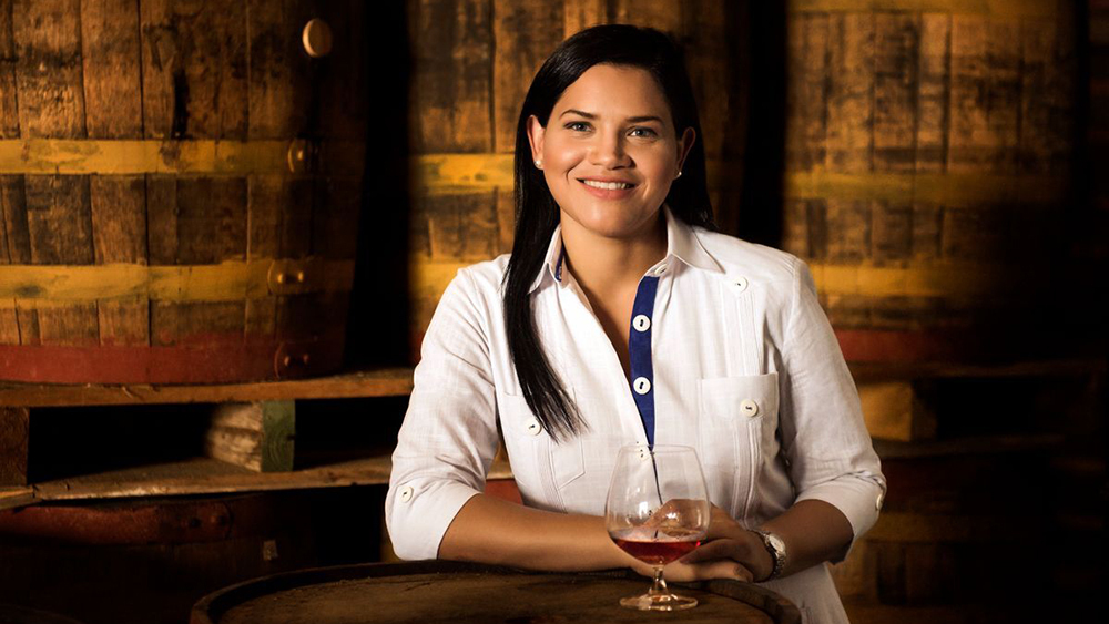 Meet The Youngest Female Rum Master Distiller photo