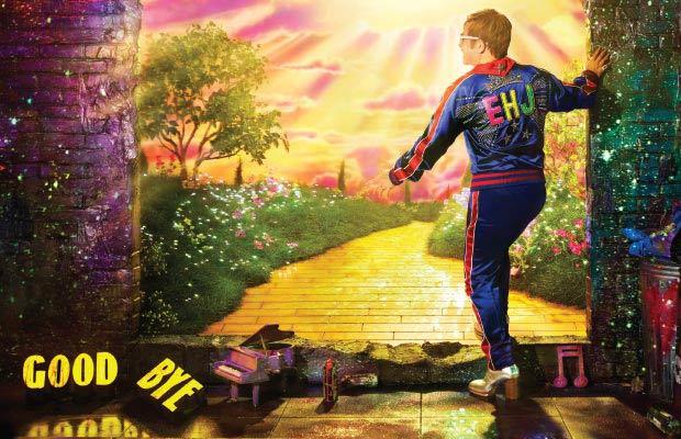 Elton John Adds Nine More Australian Dates To Farewell Tour photo