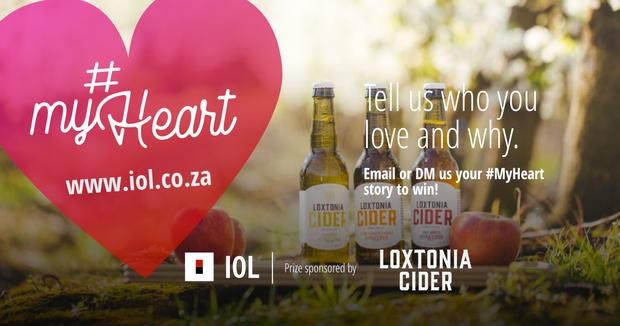 Win A Loxtonia Cider Hamper In Iol's #myheart Competition photo