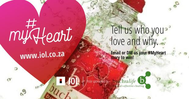 Win A Buchulife Hamper In Iol's #myheart Competition photo