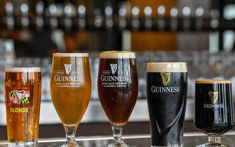 It's Febrewary At The Guinness Us Brewery With Delicious Beers On Tap photo