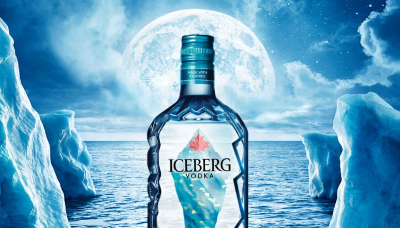 Thieves Steal 30,000 Litres Of Iceberg Water From Vodka Company photo