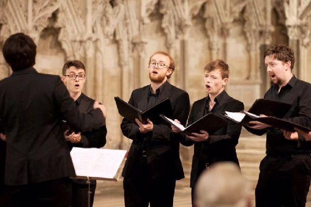 The Gesualdo Six To Perform In Boxgrove Priory photo