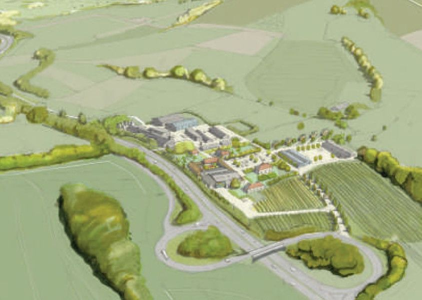 Transformation Plans For Part Of Wiston Estate photo