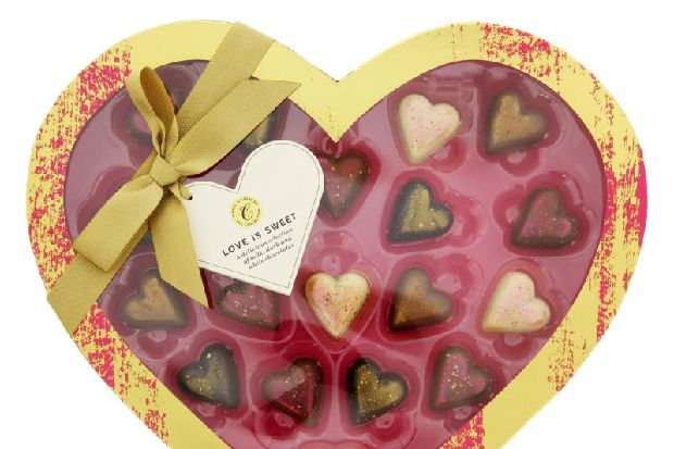 Here Are Some Valentine's Chocolate Gifts From Marks And Spencer photo