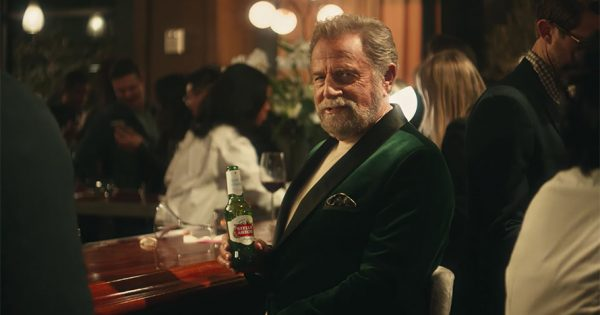 Yes, You Did See Dos Equis' Most Interesting Man In The World In Stella Artois' Super Bowl Ad photo