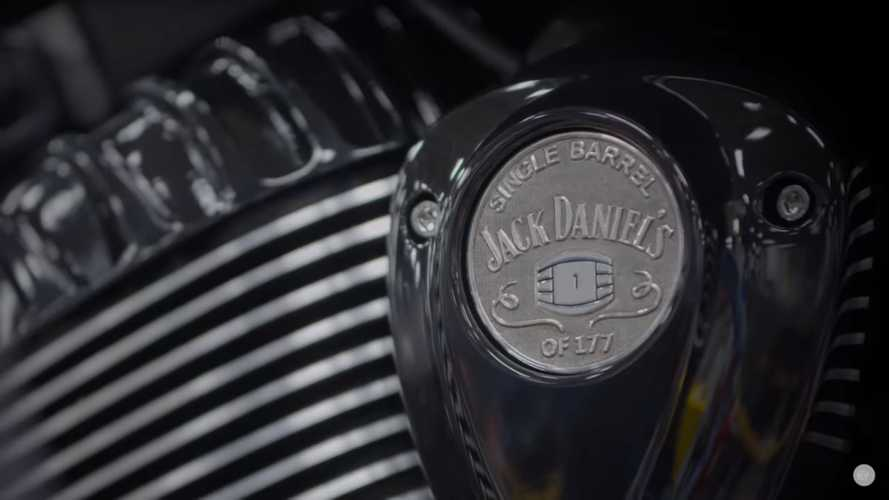 Indian Teams Up With Jack Daniels, Again photo