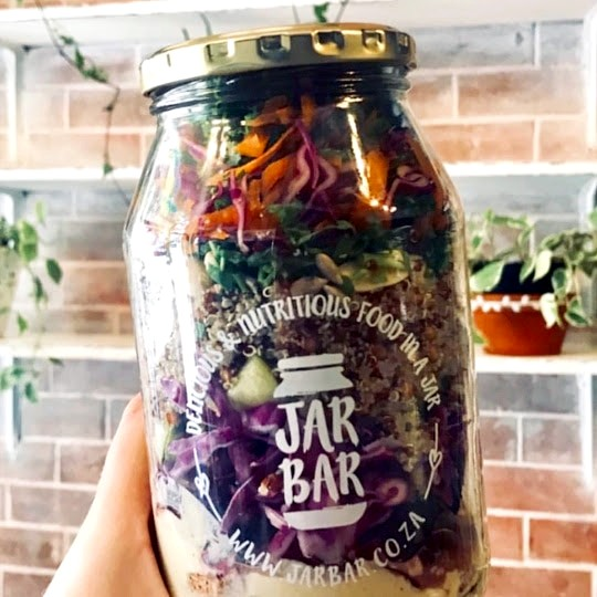 Jar Bar For Vegans Opens Just Off Church Square in Cape Town photo