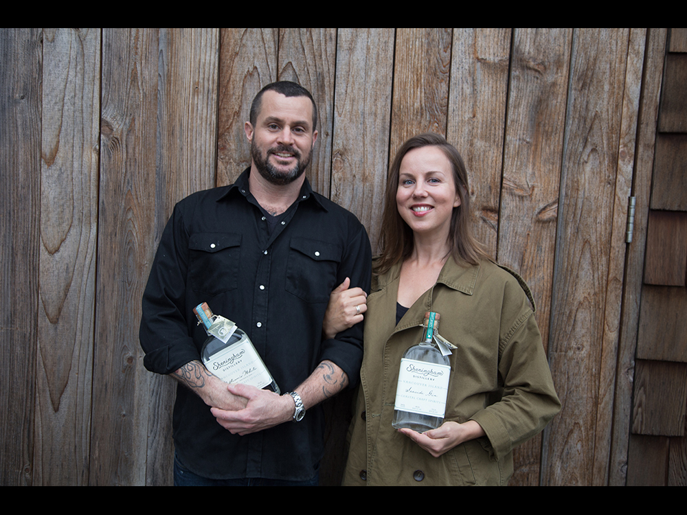 Vancouver Island Distillery Makes World's Best Contemporary Gin photo