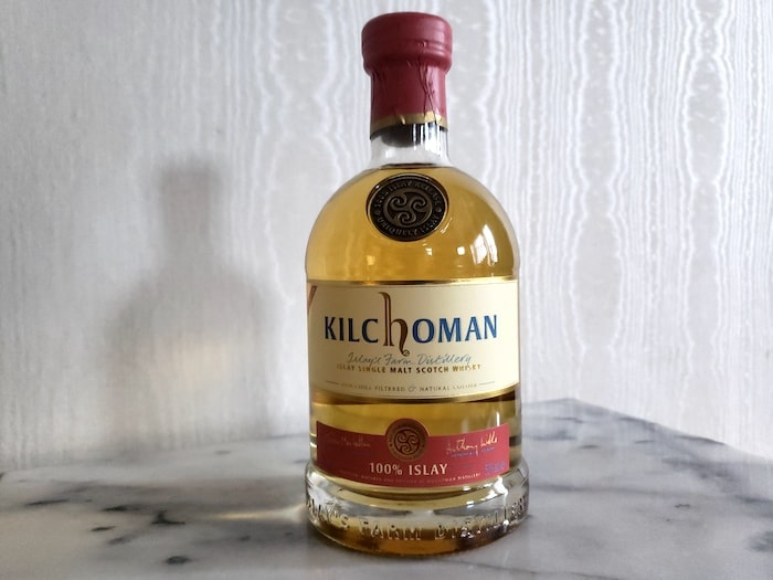 Whisky Review: Kilchoman 100% Islay 3rd Edition photo