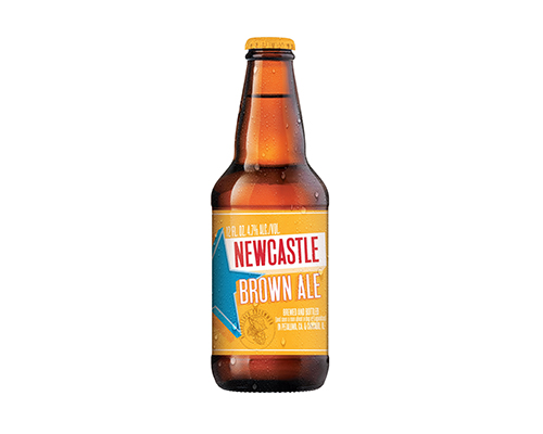 Newcastle Brown Ale Relaunch photo