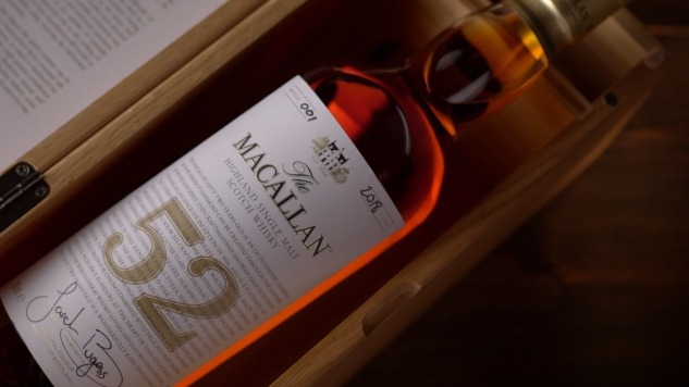 The Macallan Is Launching A New 52-year-old Expression photo