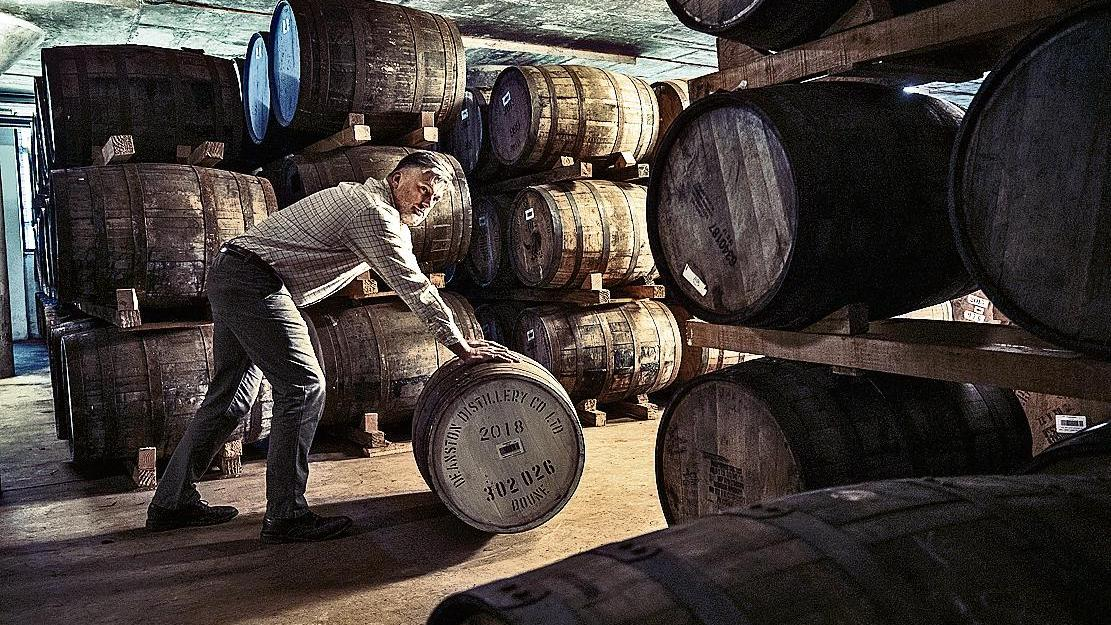 Roll Out The Barrel: Distilleries On The Rise photo