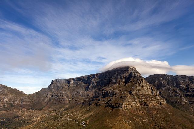 Watch: High Tea On Table Mountain photo