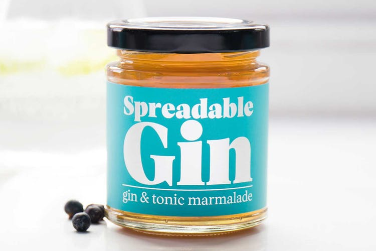 Gin and Tonic Marmalade Is Here to Save Your Breakfast photo