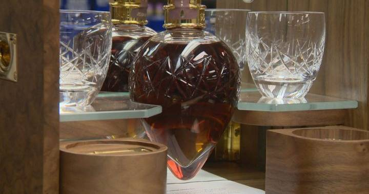 Outlook, Sask. Home To $40,000 Bottle Of Tullibardine Whisky photo