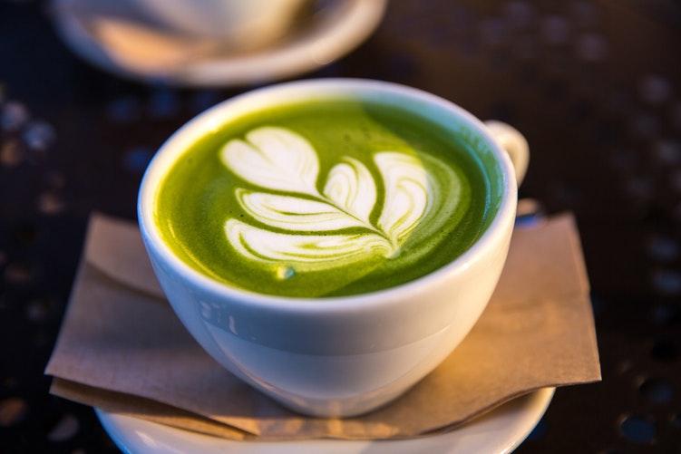 13 Surprising Health Benefits Of Matcha Tea photo