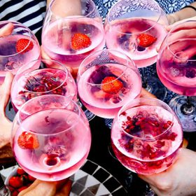 Pink Gin Boosts Flavoured Gin Sales In Uk photo